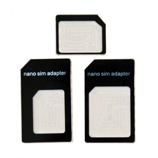 Adapter Nano-SIM auf Micro und Standard