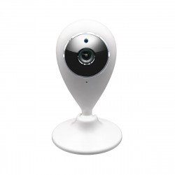 Wi-Fi IP Camera with Motion Alert white